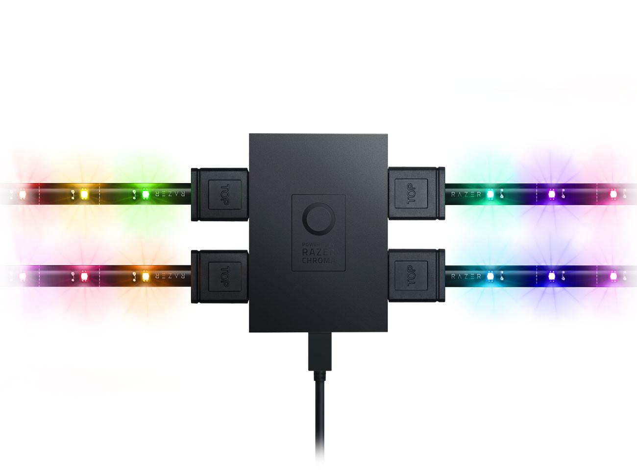 Razer Takes Chroma Lighting Beyond Peripherals with the