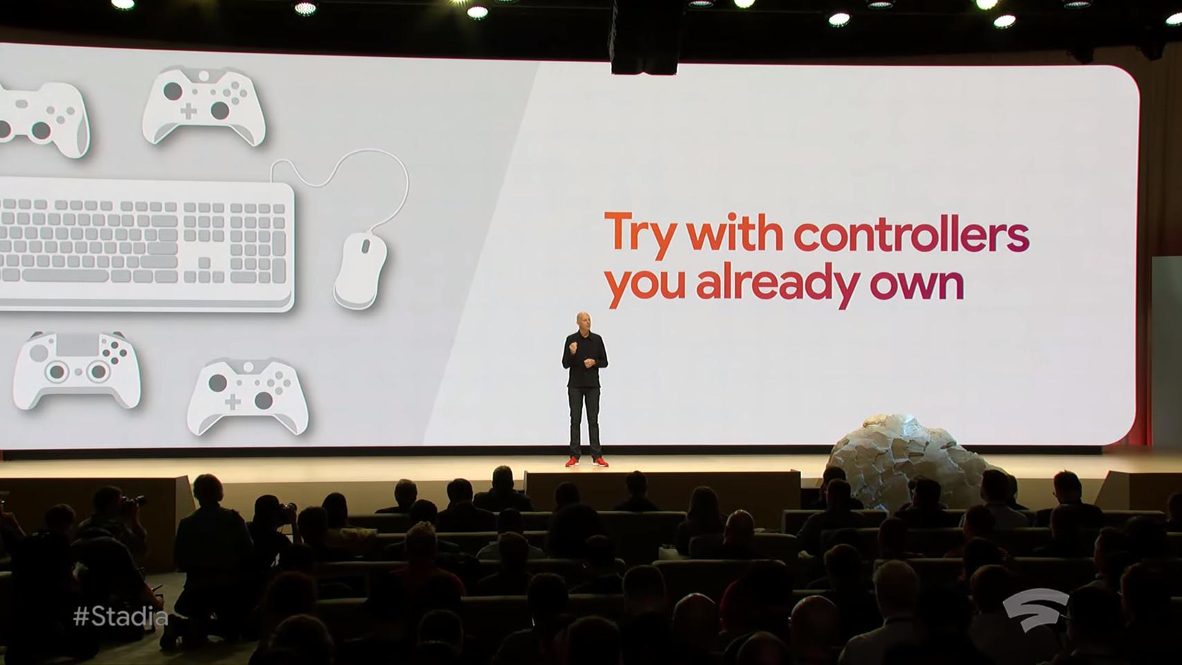 Google Announces Stadia Cloud Gaming Service at GDC 2019