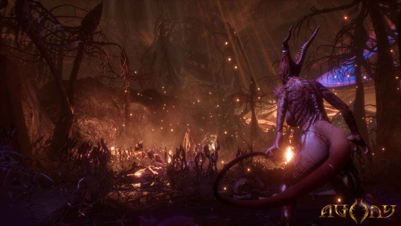 (PR) Hell Awaits: Agony Releases on May 29