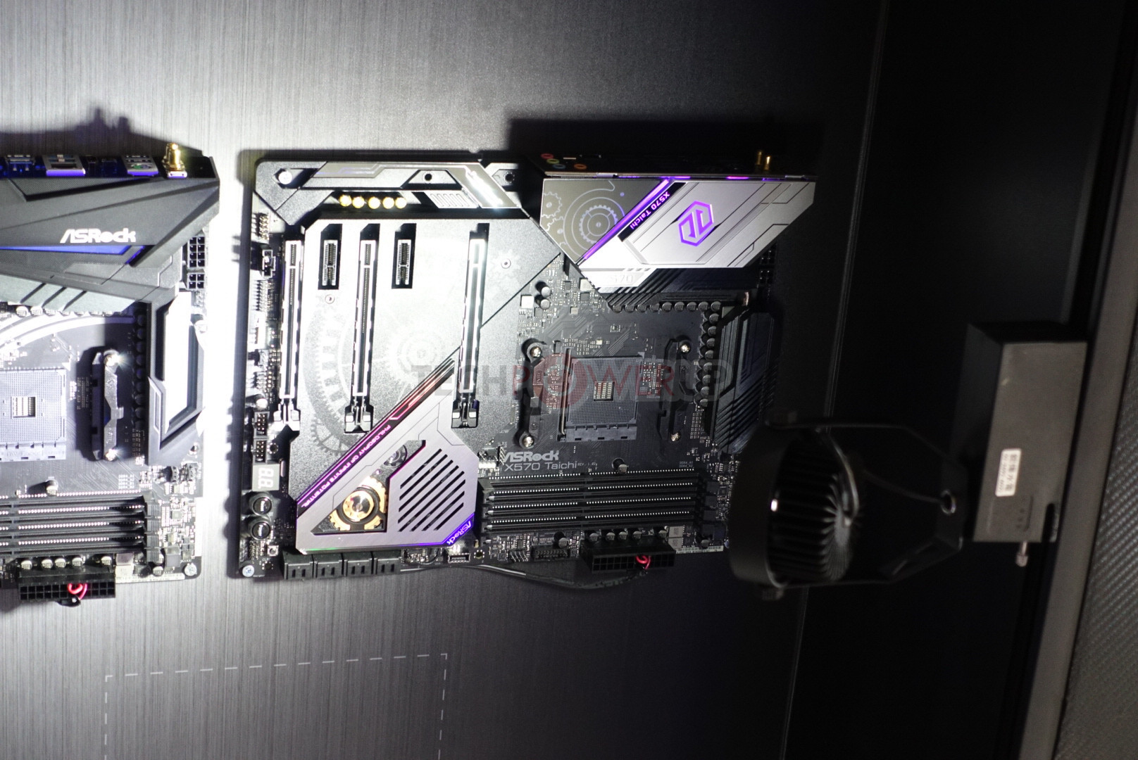 ASRock X570 Motherboards Zoomed Into: Taichi, Phantom Gaming