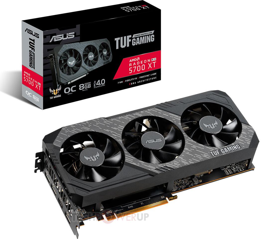 News Posts matching 'Radeon RX 5700 XT'   TechPowerUp