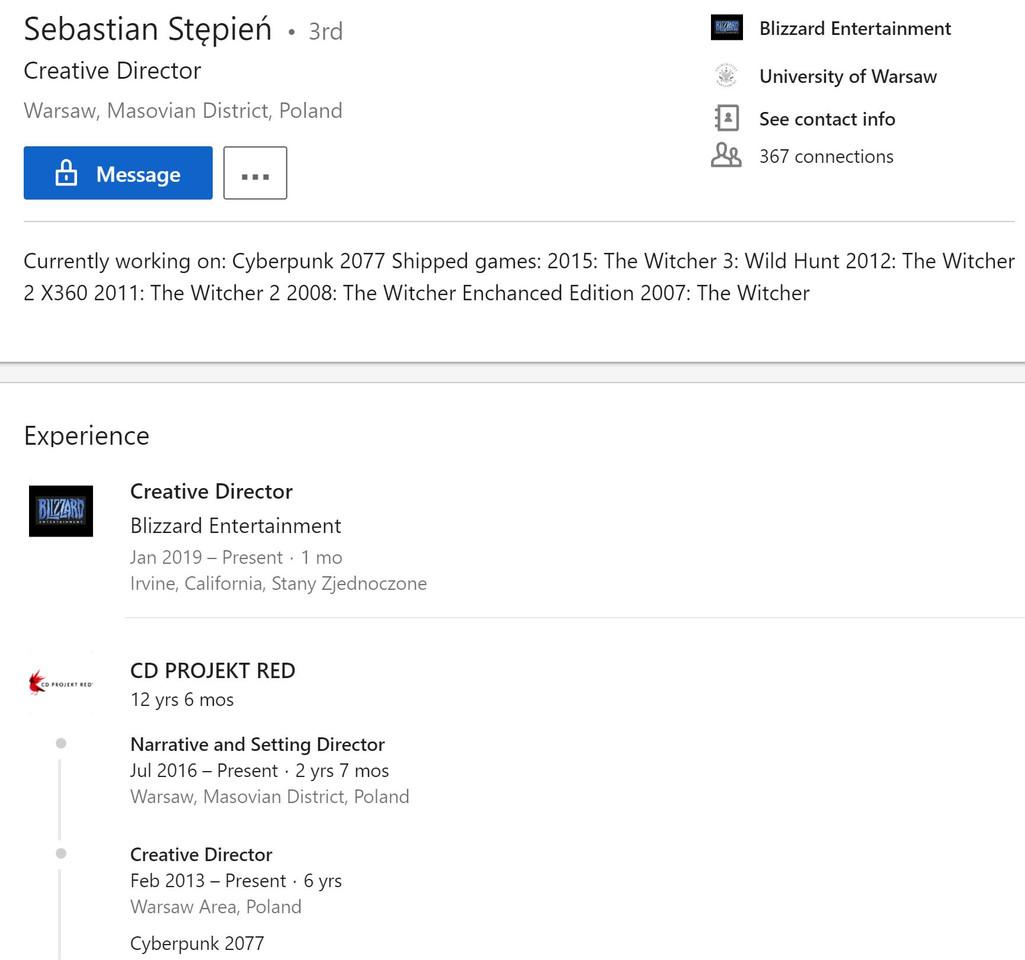 News Posts matching 'CD Projekt RED' | TechPowerUp