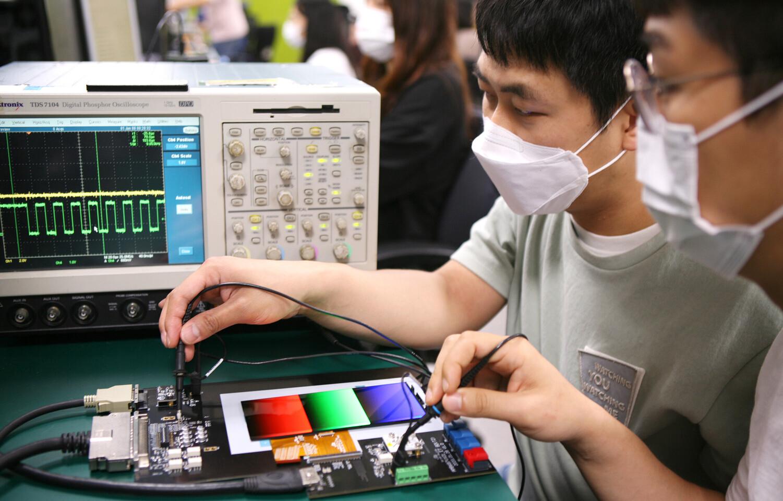 Samsung pantallas