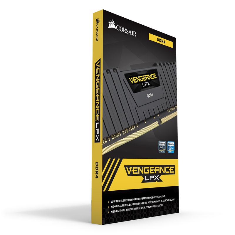 XIAOMIN DDR4 2400MHz 8GB Memory RAM Module for Desktop PC Durable