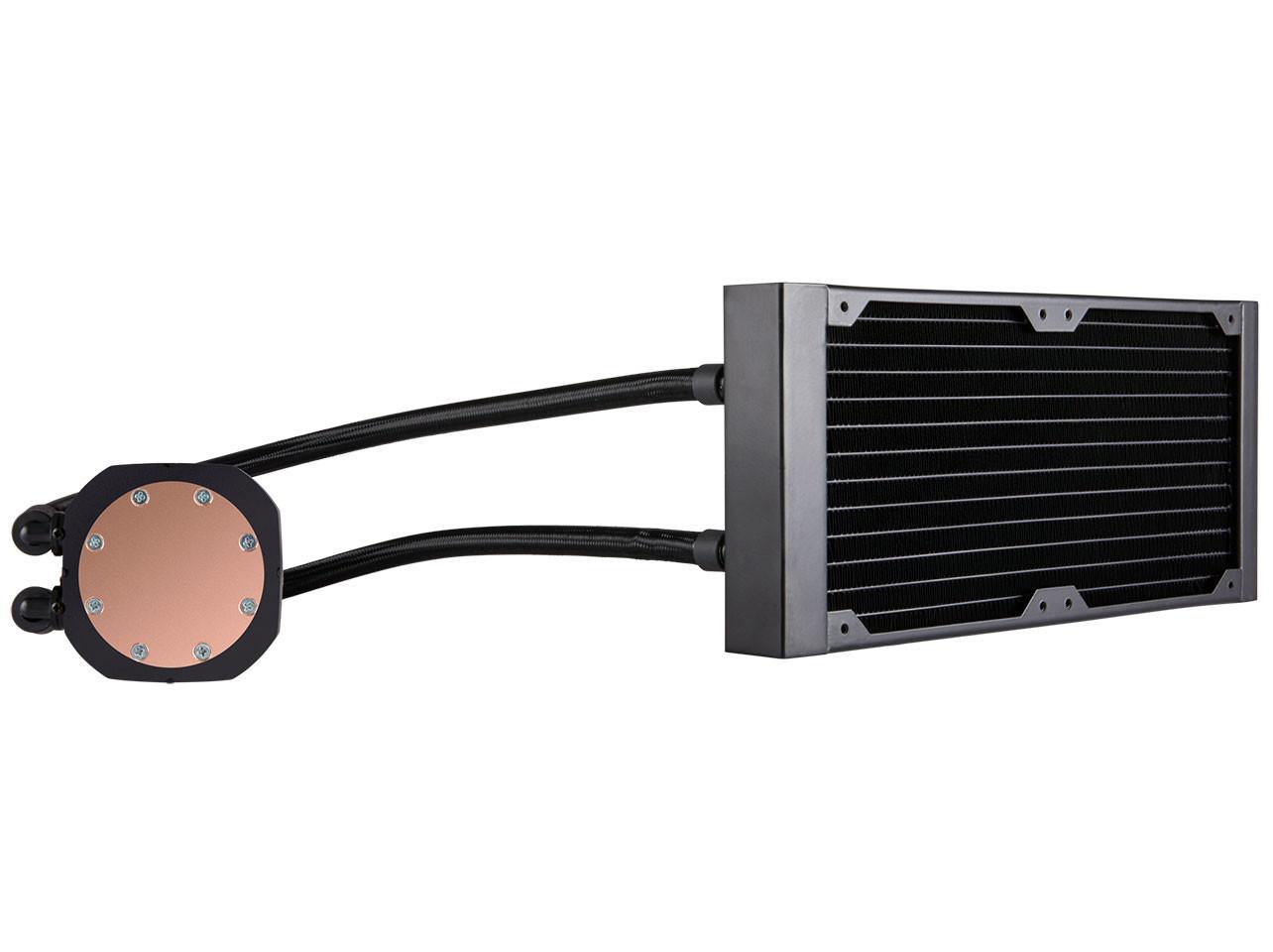 Corsair Launches New Hydro Series H100i Pro Liquid CPU Cooler