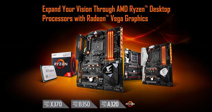 GIGABYTE Adds Support for AMD