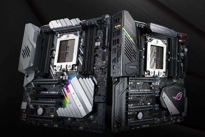 asus zenith extreme x399 drivers