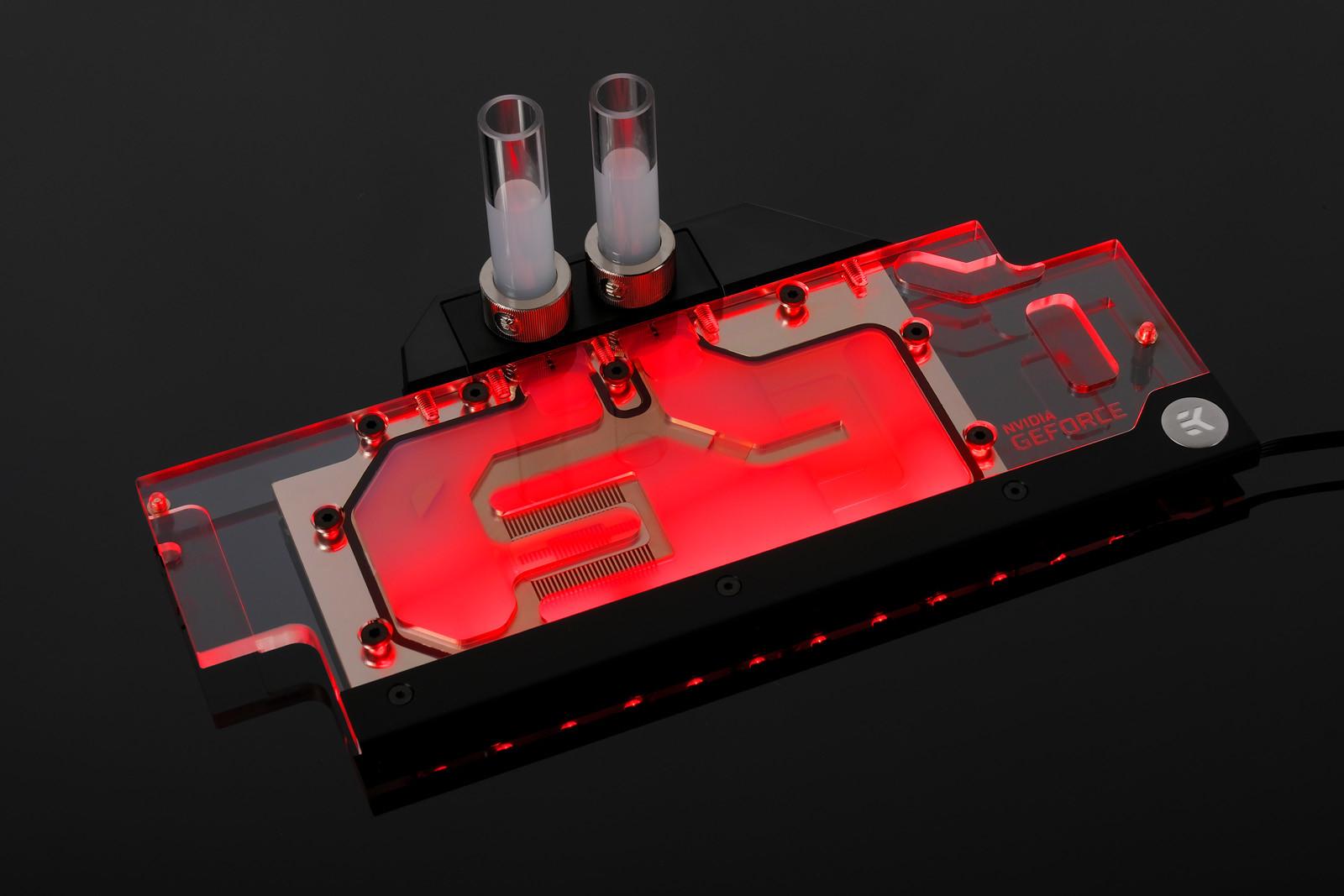 EK Releases Full-Cover Water Blocks for ASUS GTX 1070 Ti | TechPowerUp