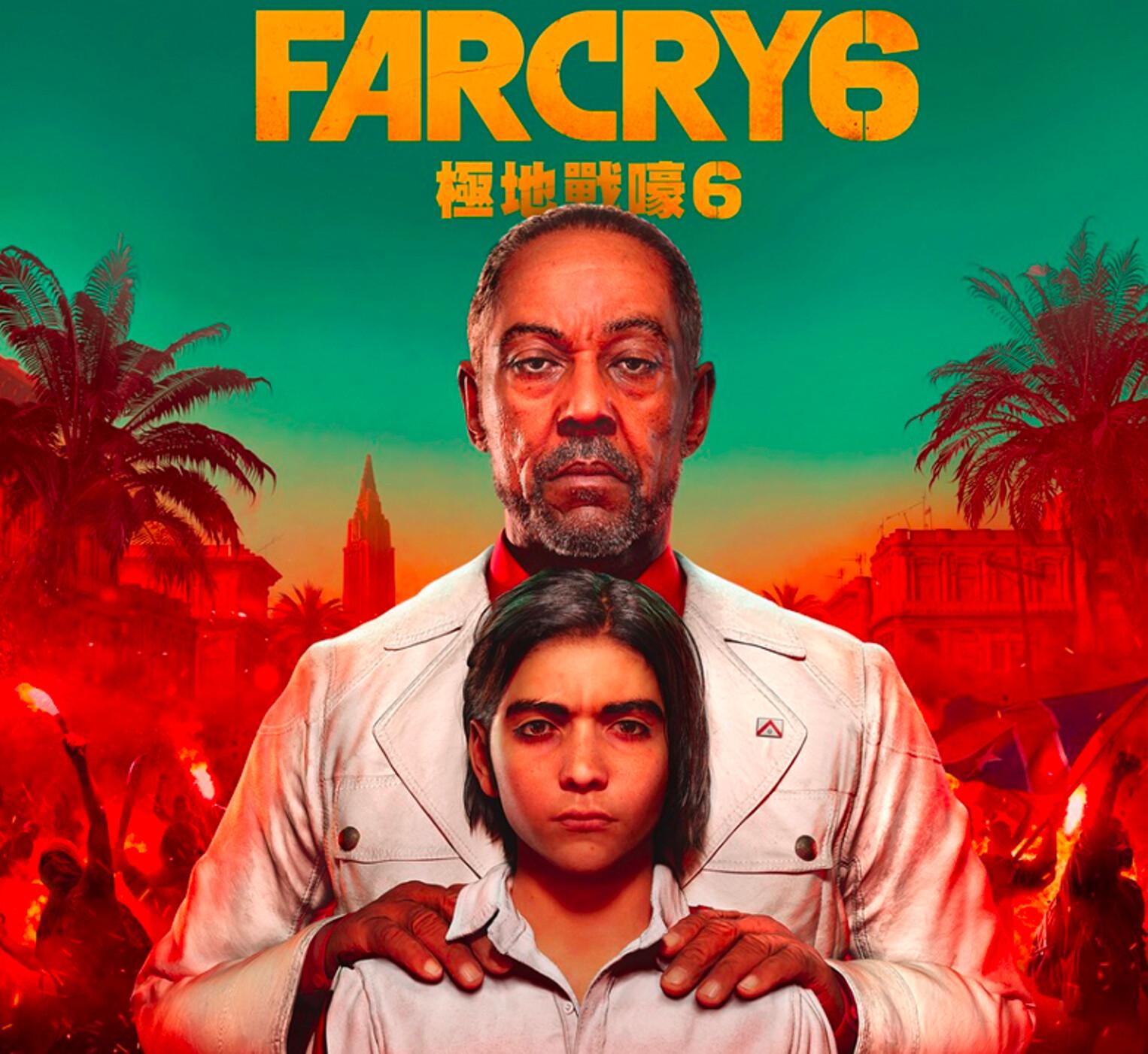 Far Cry 6 Poster Revealed Latam Revolutionary Setting Giancarlo Esposito Plays Villain Techpowerup