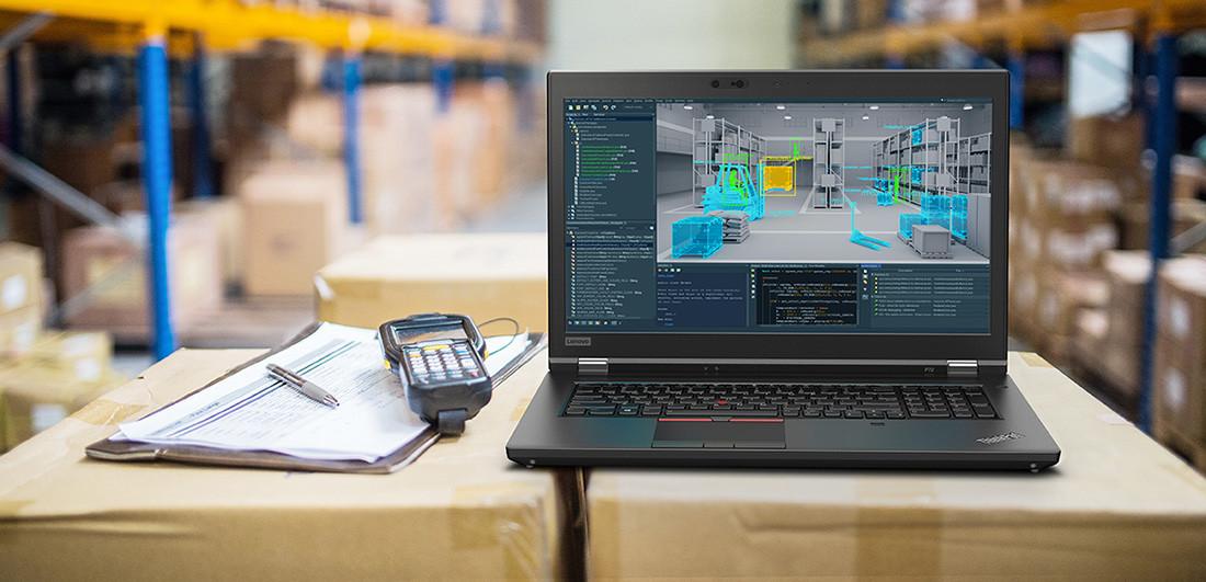 Lenovo Announces Thinkpad P1 Mobile Workstation   TechPowerUp