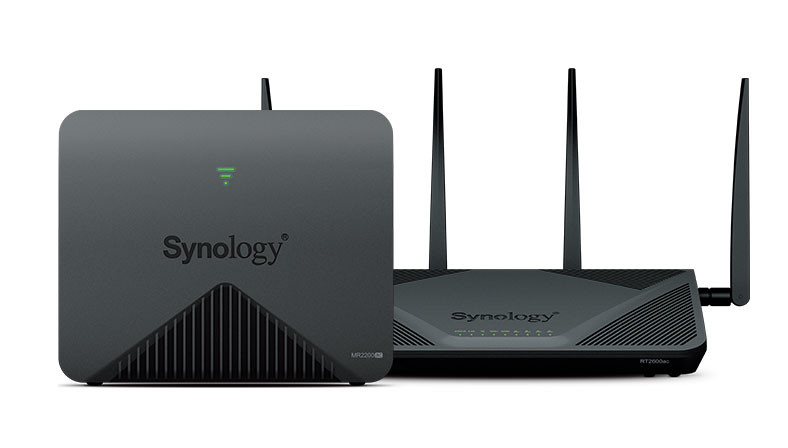 Synology Showcases New Mesh Router and Enterprise Data Backup
