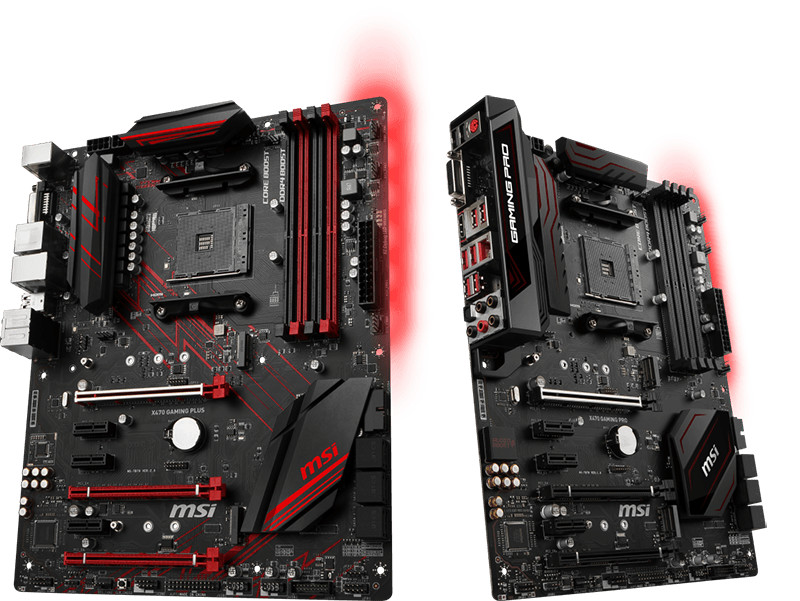 MSI Announces its AMD X470 Motherboard Lineup | TechPowerUp