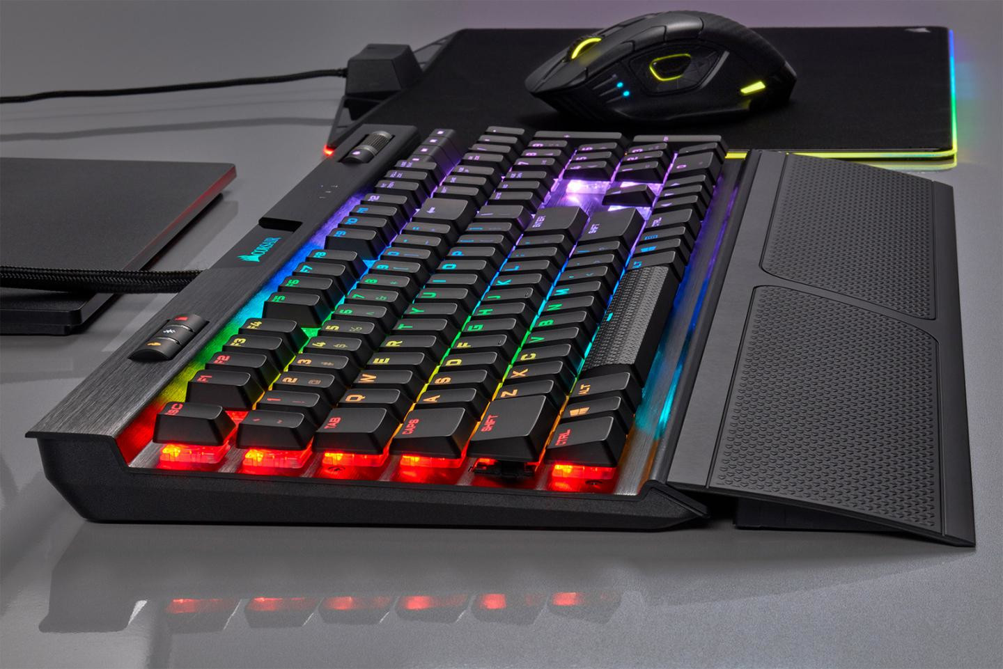 Corsair Announces its New K70 RGB MK 2 LOW PROFILE Keyboards