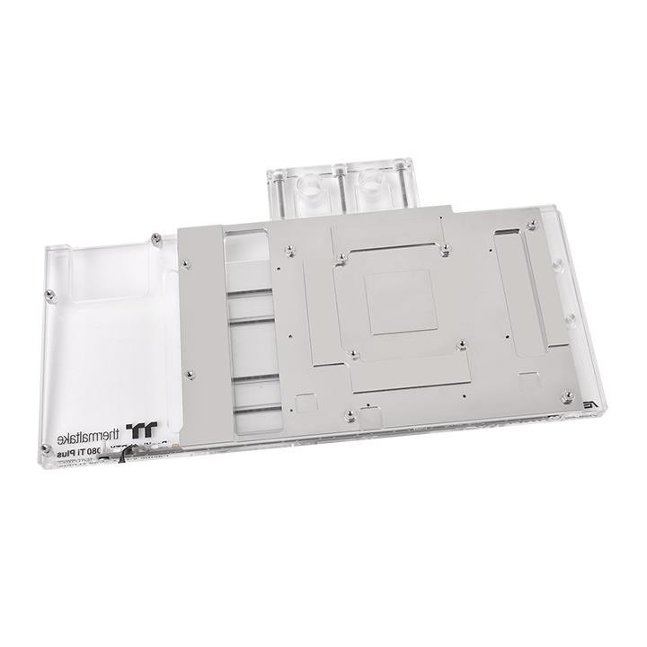 Thermaltake Intros Pacific V-RTX ASUS Strix VGA Water Blocks