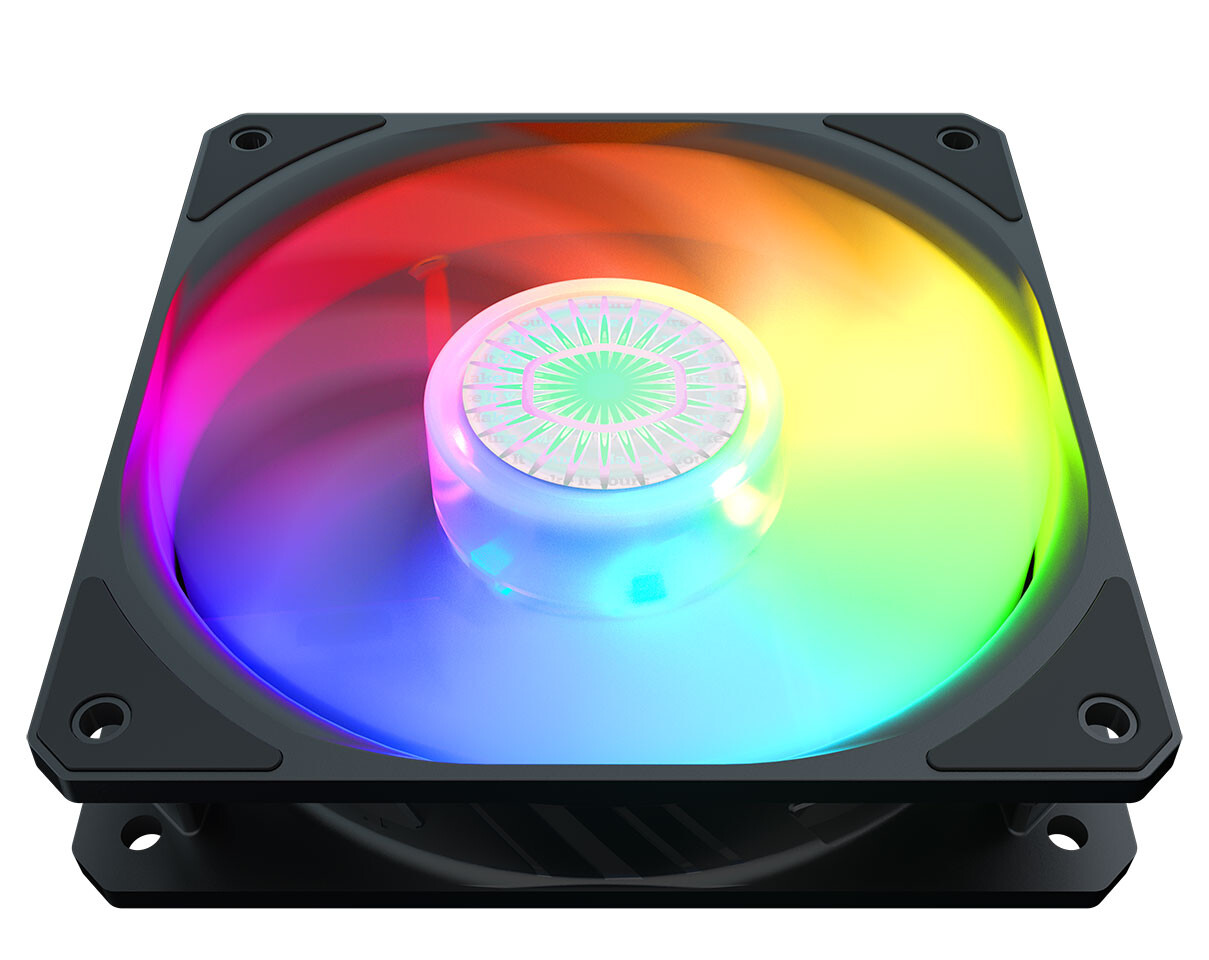 Cooler Master Announces the New SickleFlow 120 Series Fans ...