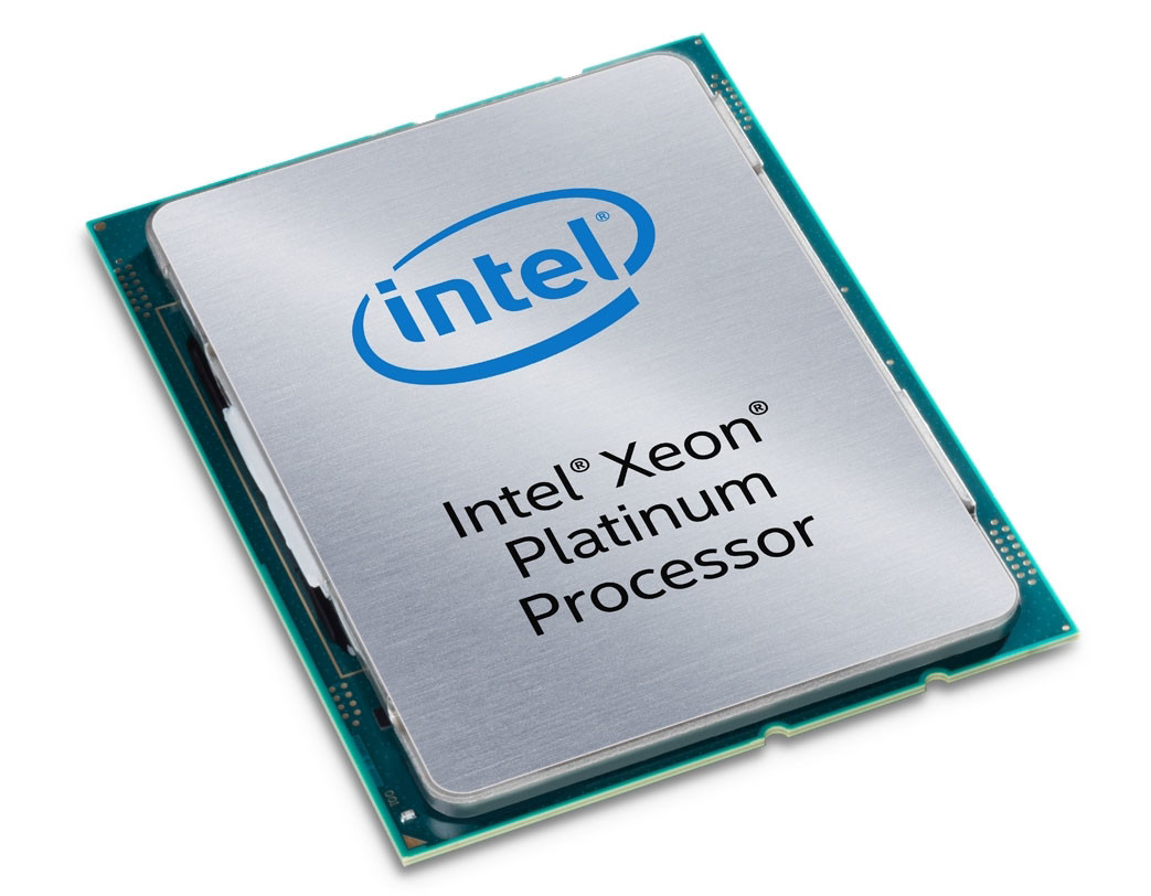 Intel Unveils Powerful Intel Xeon Scalable Processors