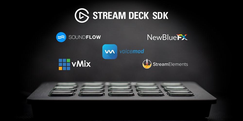 Elgato Unveils Key Light Screen Link Stream Deck Sdk