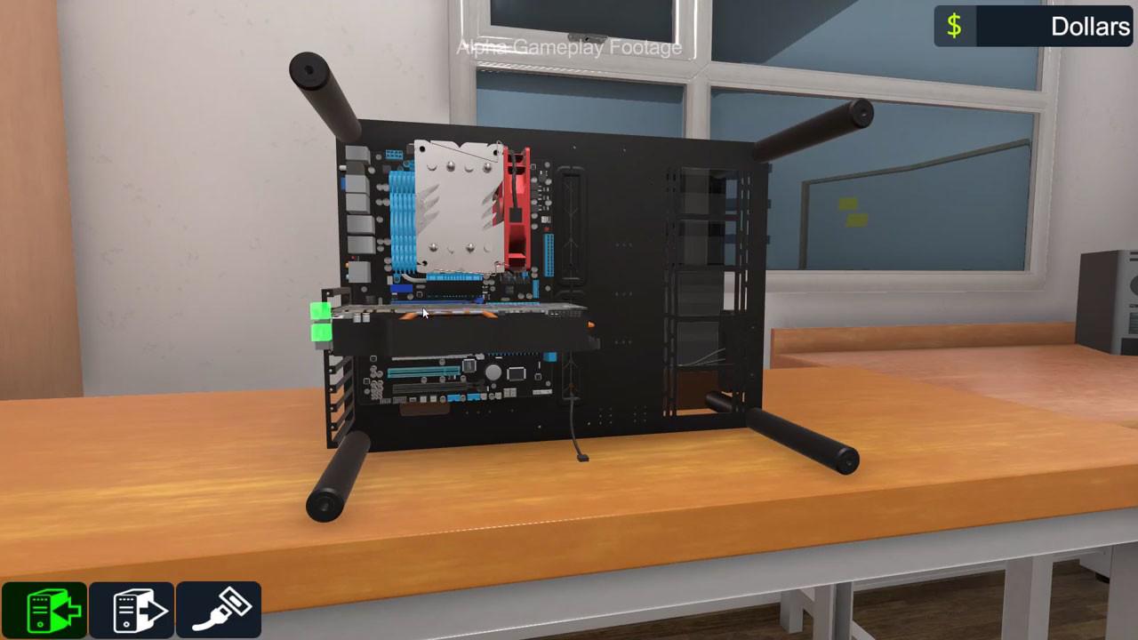 ผลการค้นหารูปภาพสำหรับ PC Building Simulator