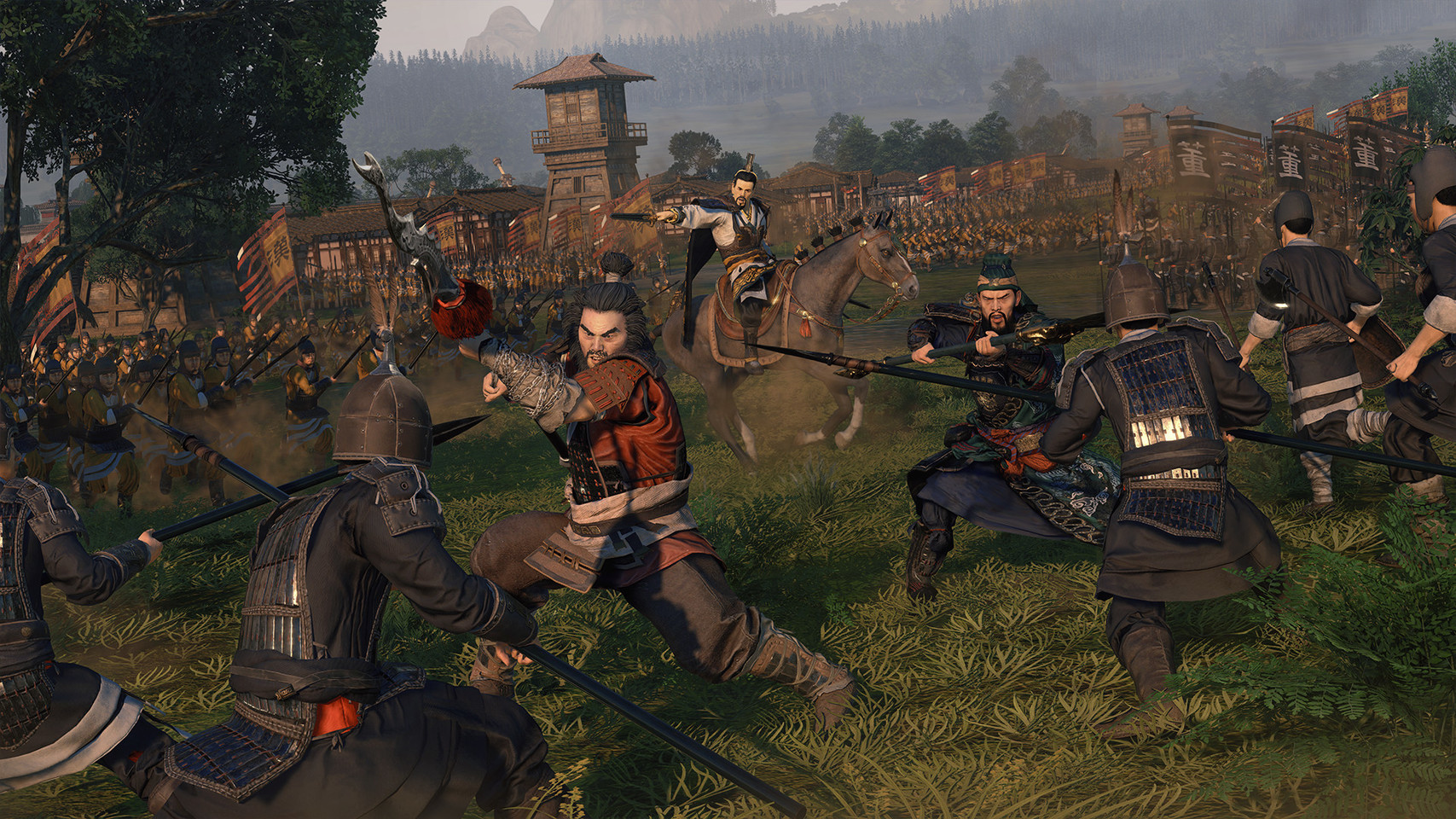 Three Kingdoms: Total War- System Specifications Revealed | TechPowerUp