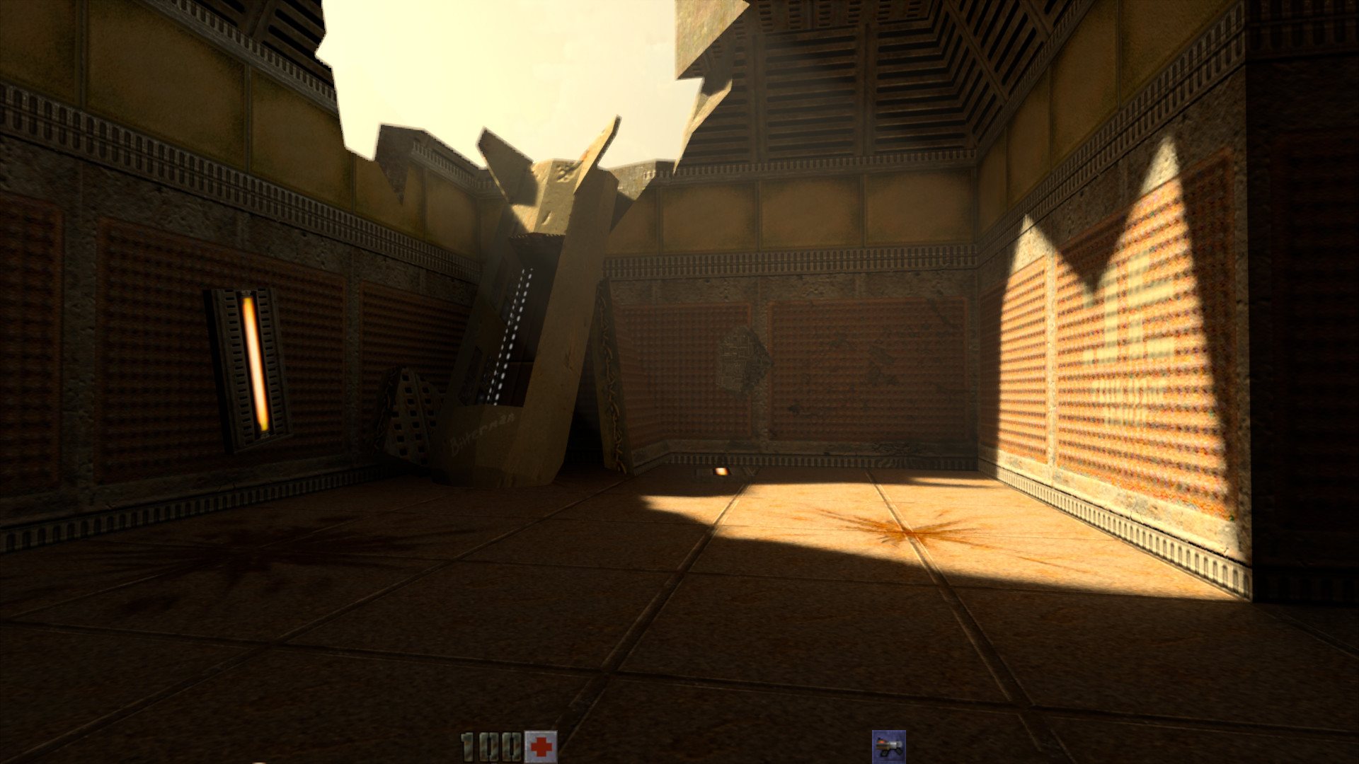 Quake II Reimagined with Ray-tracing on Vulkan | TechPowerUp