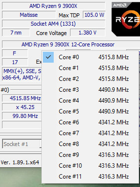 CCX Overclocking Tool for AMD CPUs Updated With New Features
