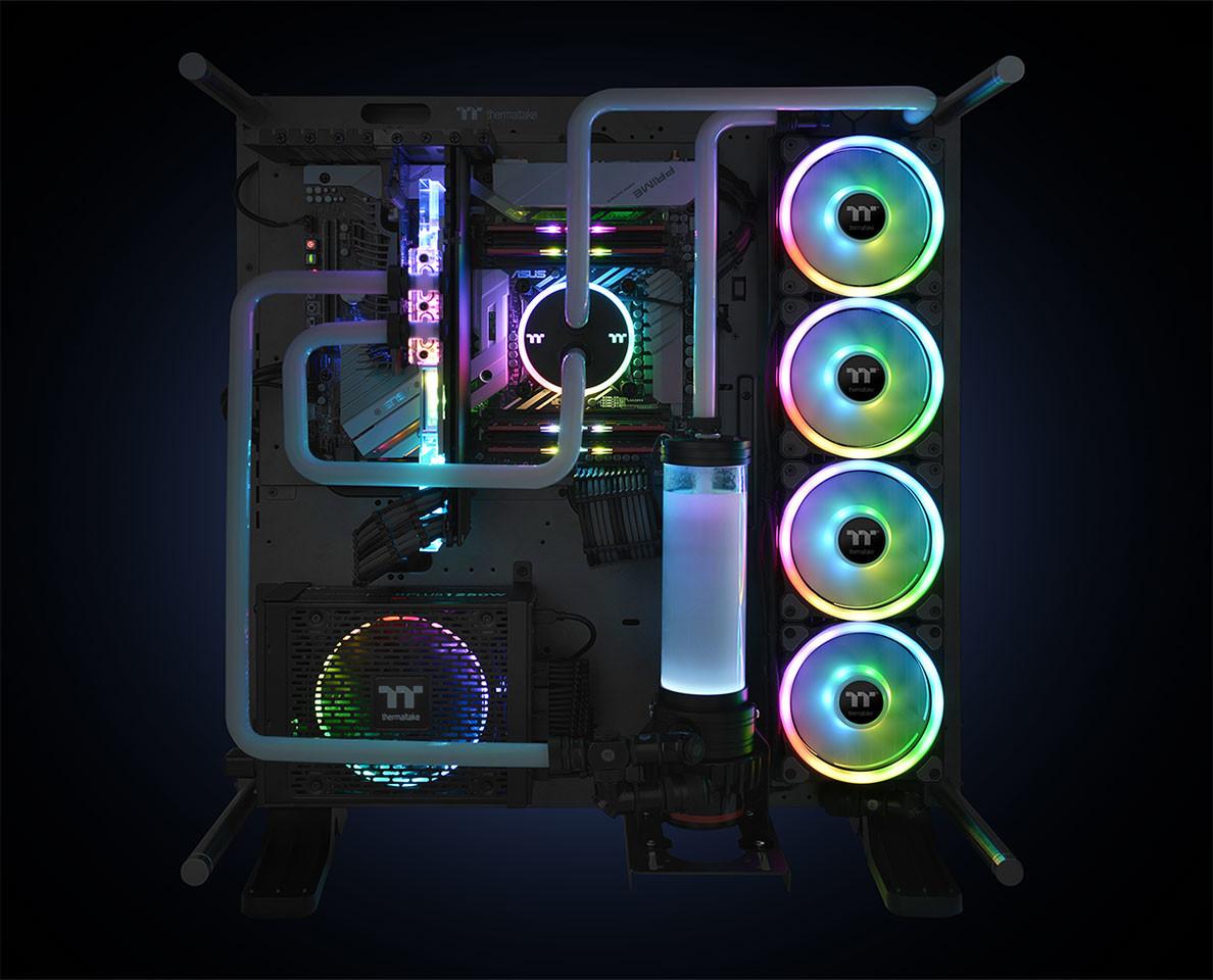 Thermaltake Riing Trio 12 RGB