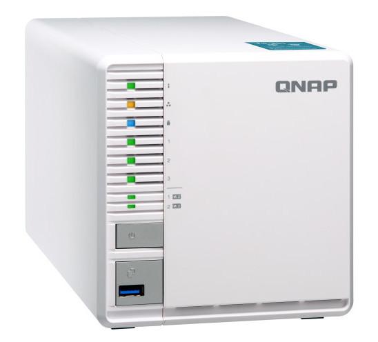 QNAP Introduces TS-351 3-bay Home NAS   TechPowerUp