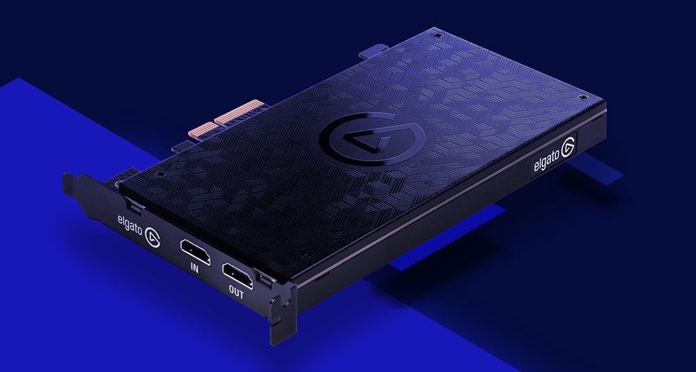 Elgato 4K60 Pro Capture Card Lets You Record 4K Footage at