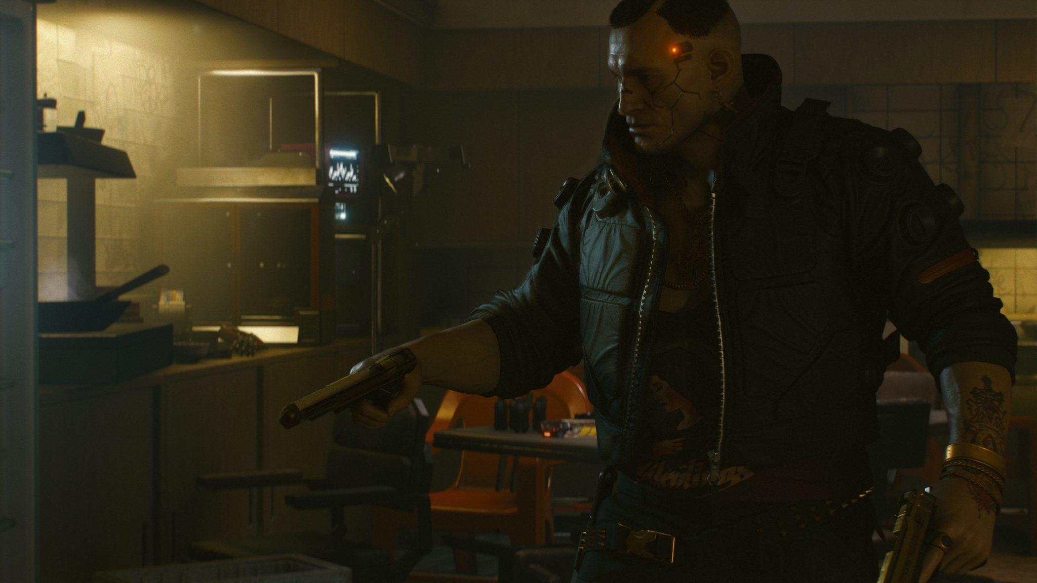 The Cyberpunk 2077 E3 Demo Ran On A Modern Yet Achievably Specced
