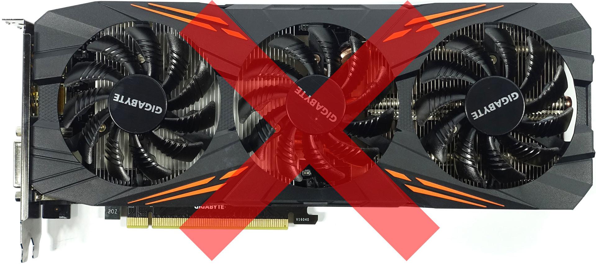 GIGABYTE Has No Plans to Release a Custom Radeon RX Vega 64