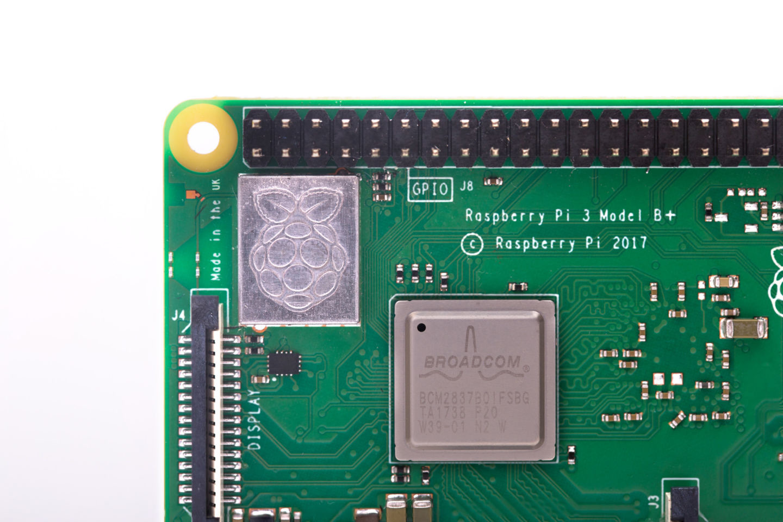 Raspberry Pi Foundation Announces New, Pi 3 B+ Model - Same Price