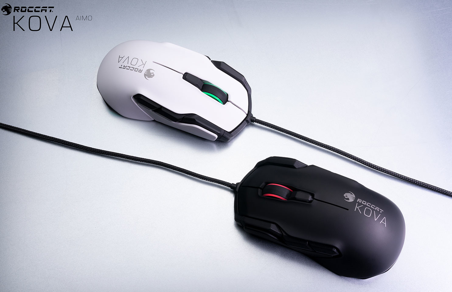 Roccat Announces the Kova AIMO Gaming Mouse   TechPowerUp Forums