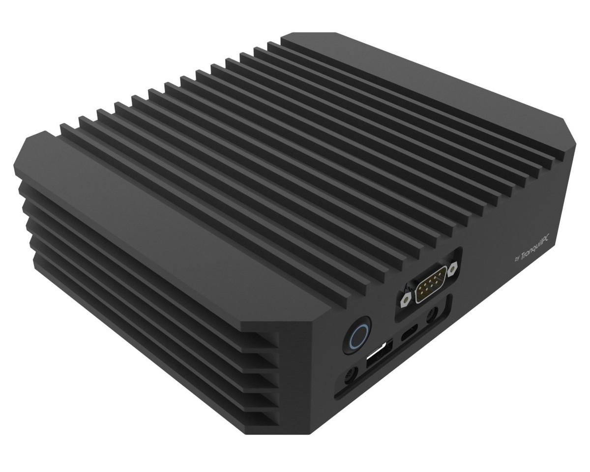 Three Ryzen Embedded Based Fanless Mini PC