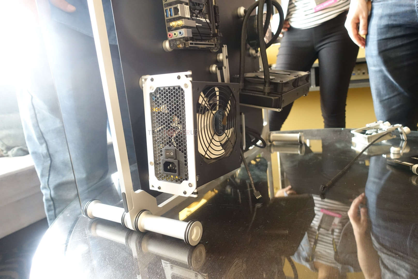 Steacom DA2 and Canvas: Hands-on   TechPowerUp