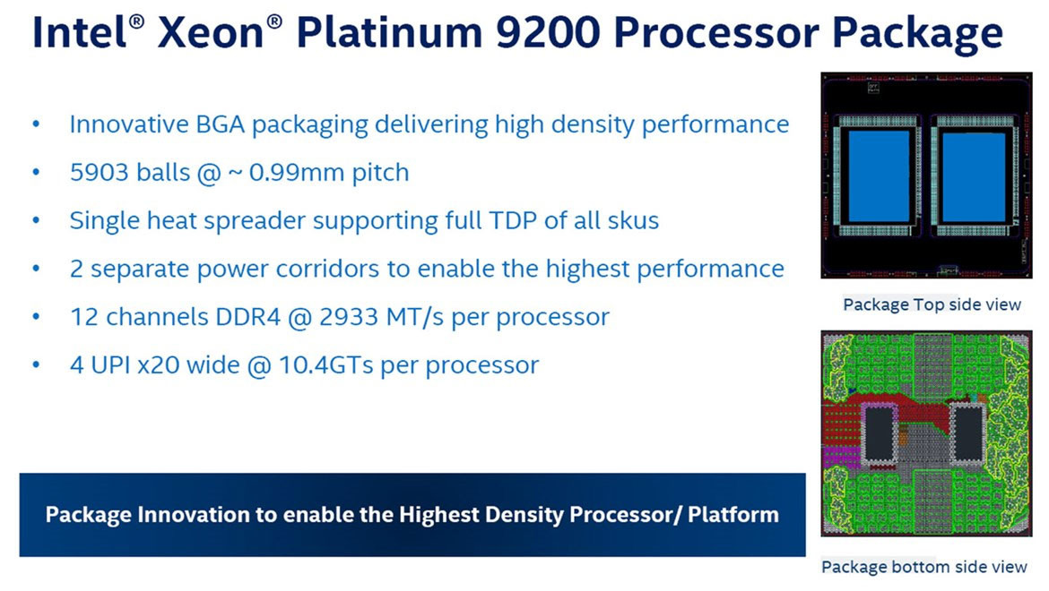 Intel Unleashes 56-core Xeon