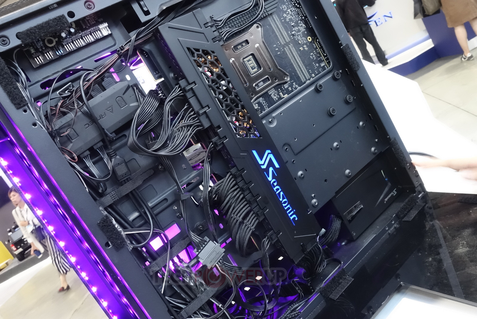 Seasonic Connect A Godsend For Cable Management Novices