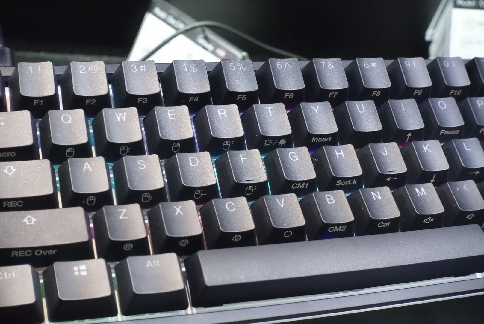 Ducky Adds to their Keyboard Lineup with the One, Zero and Blade