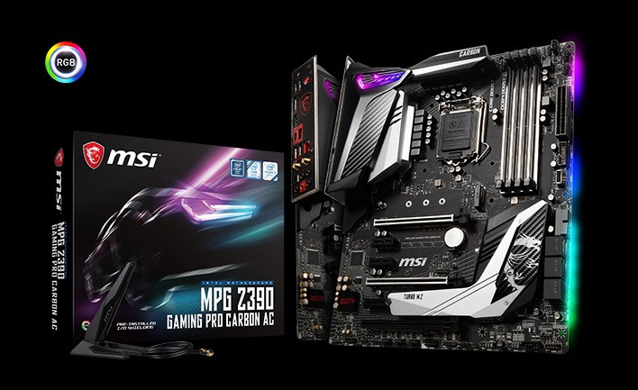 Break Into New Dimensions with MSI Z390 Motherboards