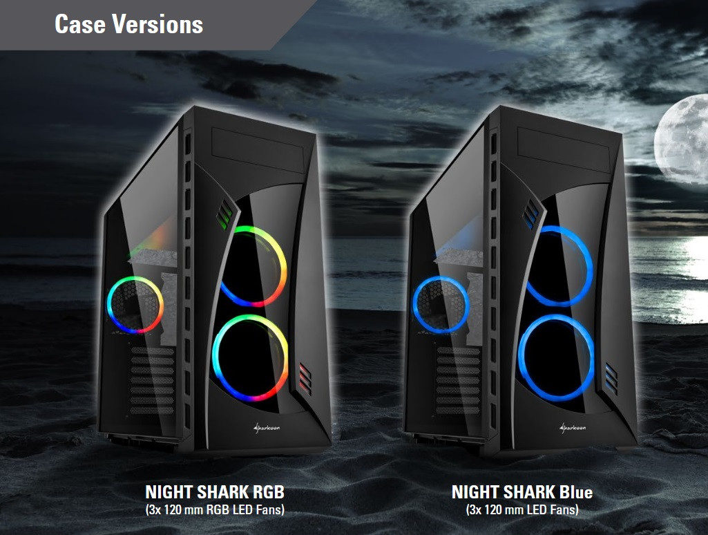 News Posts Matching Midi Tower Techpowerup Sharkoon Dg7000 G Red Atx Read Full Story