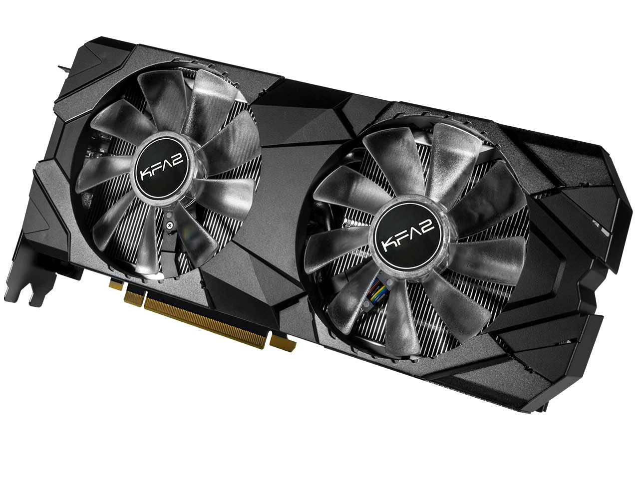 KFA2 Launches its GeForce RTX 2070 EX and EXOC Graphics