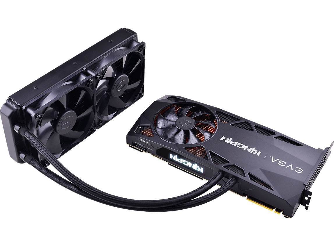 EVGA GeForce RTX 2080 Ti KINGPIN Out Now | TechPowerUp