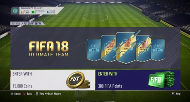 Image result for ea loot box fifa