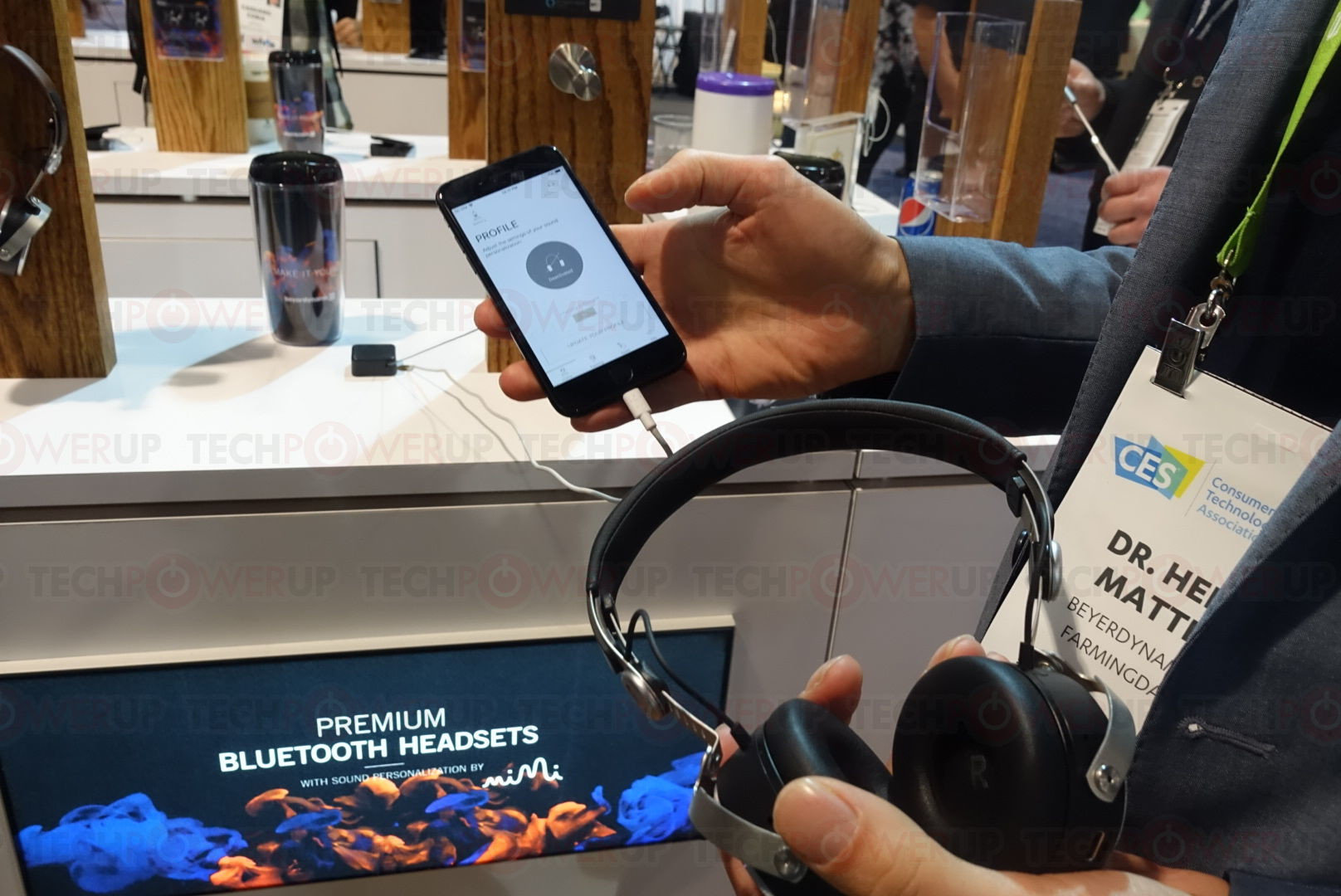 Beyerdynamic reveals their upcoming audio products at ces 2018 all three siblings are supported by beyerdynamics miy app which allows users to personalize the audio to their linking sciox Image collections