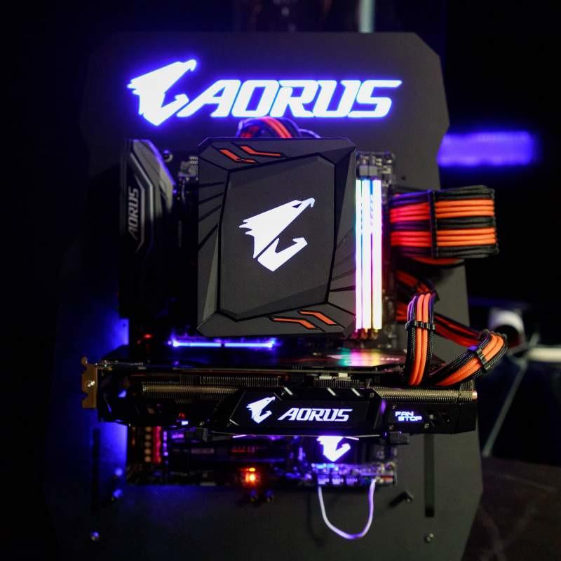 Gigabyte AORUS RGB DDR4 DRAM