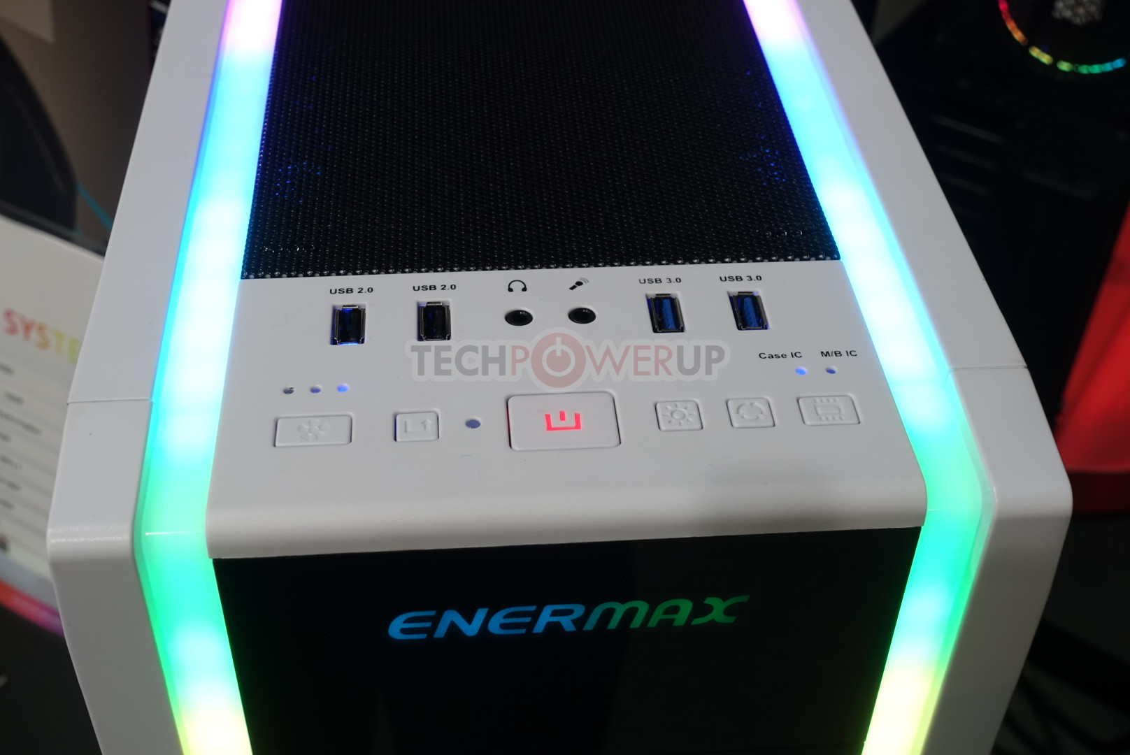 News Posts Matching Enermax Techpowerup Digital Alliance Psu Gaming 500 Watt 80 Bronze The Integrated Hub Lets Users Sync Up To Five Rgb Devices And Control A Total Of Six Fans Consumers Algo Get Option Can Choose Between An Acrylic Or