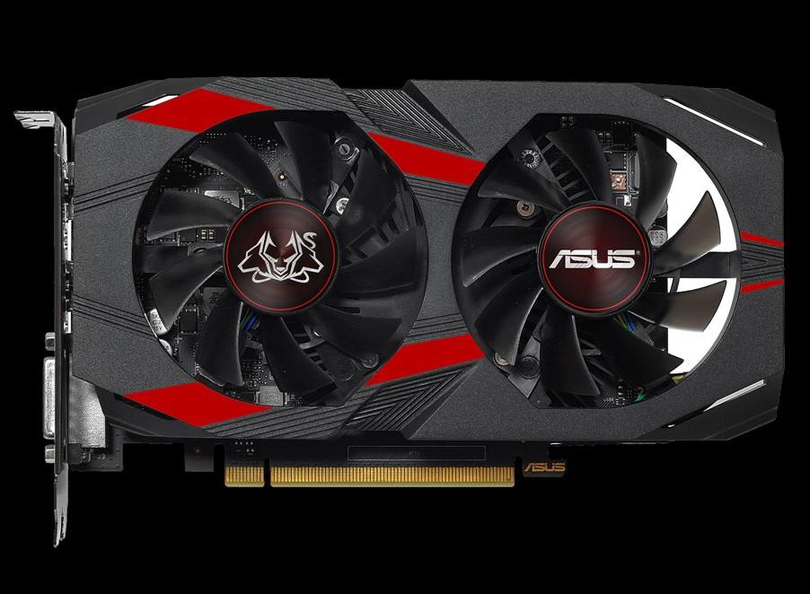 Asus Cerberus GeForce GTX1050 Ti 4GB GDDR5 Graphics Card