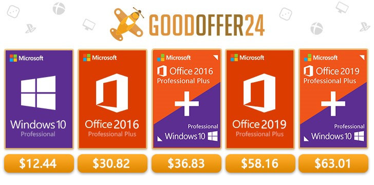 Shed Your Software Costs with GoodOffer24: Discount Windows 10 and