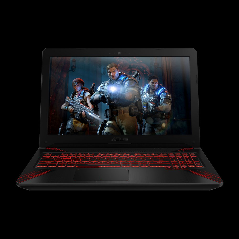 ASUS Announces TUF Gaming FX504 Gaming Laptop | TechPowerUp