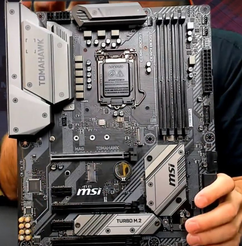 MSI Shows Off A Plethora of Next Gen Z390 Motherboards and
