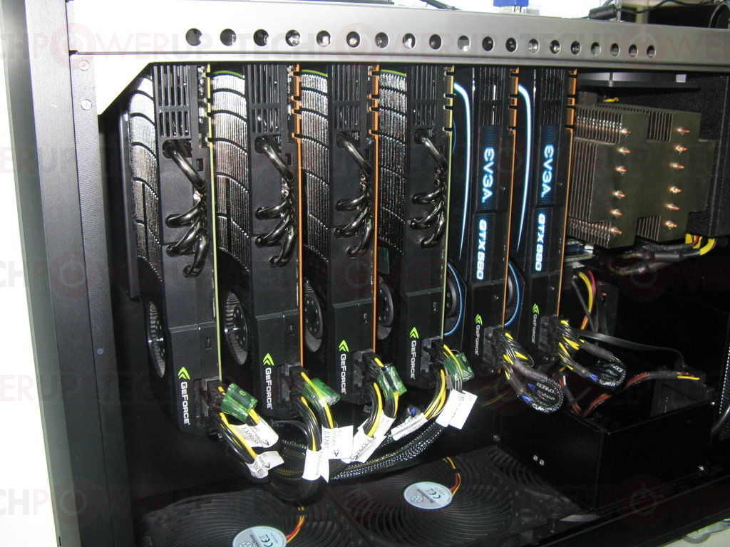 GeForce GTX 670 Doesn't Support 4-way SLI, Possible with